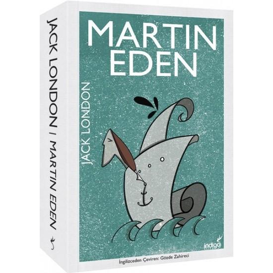 İndigo Kitap - Martin Eden Jack London