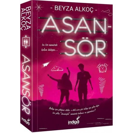 İndigo Kitap - Asansör Beyza Alkoç