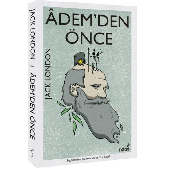 İndigo Kitap - Adem'den Önce Jack London