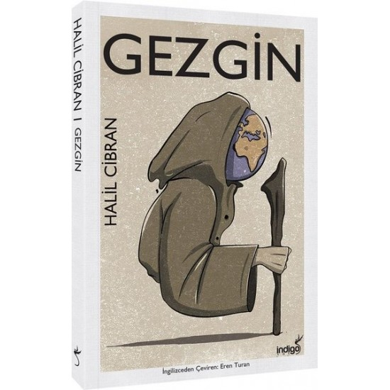 İndigo Kitap - Gezgin Halil Cibran