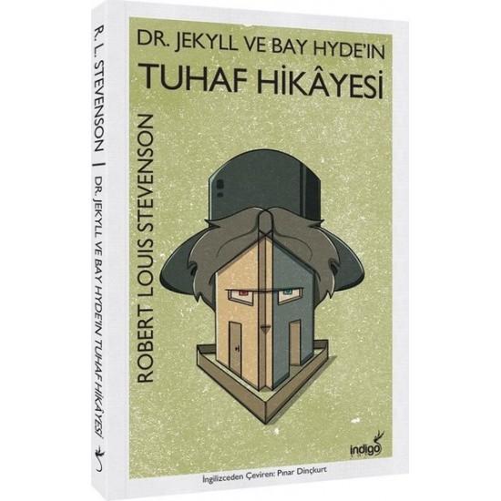 İndigo Kitap - Dr. Jekyll ve Bay Hyde'ın Tuhaf Hikayesi Robert Louis Stevenson