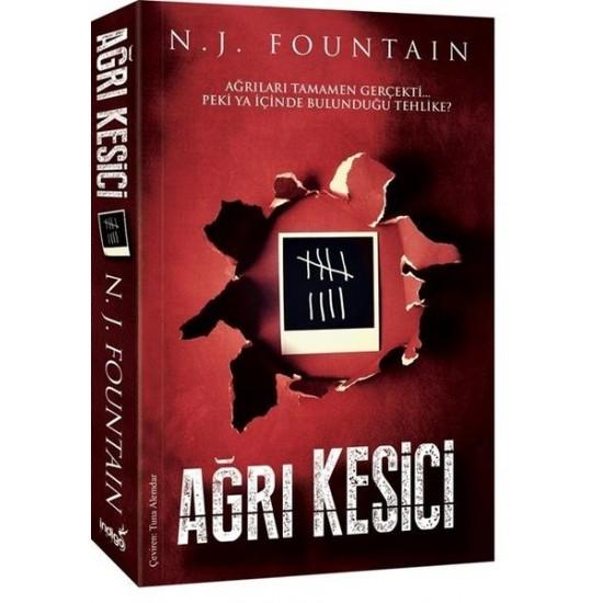 İndigo Kitap - Ağrı Kesici N. J. Fountain