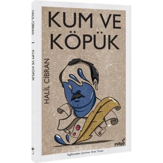 İndigo Kitap - Kum Ve Köpük Halil Cibran