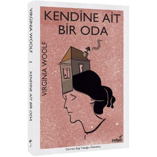 İndigo Kitap - Kendine Ait Bir Oda Virginia Woolf