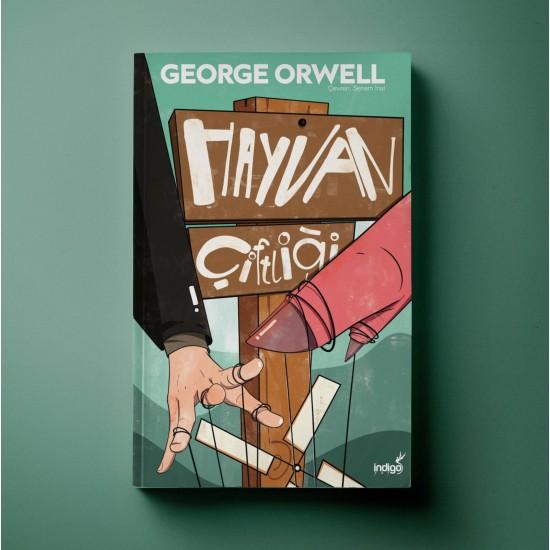 İndigo Kitap - Hayvan Çiftliği George Orwell