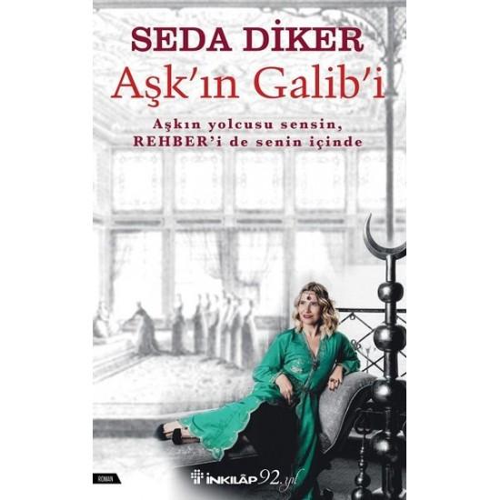 İnkılap - Aşk'ın Galib'i Seda Diker