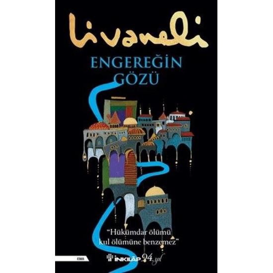 İnkılap Kitabevi - Engereğin Gözü Zülfü Livaneli