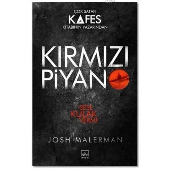 İthaki - Kırmızı Piyano Josh Malerman
